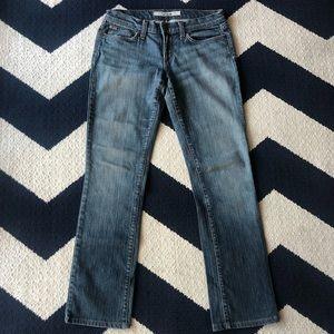 Joe's Jeans Jade straight cut size 27